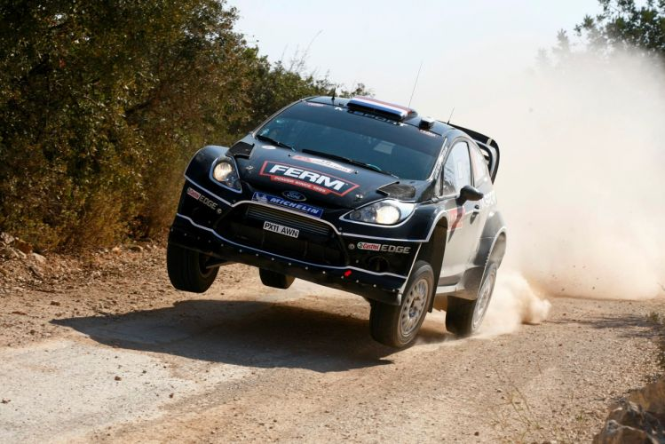 Vodafone Rally of Portugal 2012