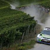 Dennis Kuipers direct in top 10 bij WRC comeback